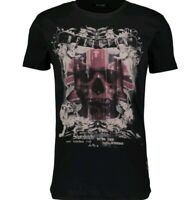 RELIGION Men's Skull T-Shirt. Size: Large