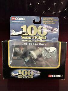 CORGI CS90142 'APOLLO 11 Command  Module 100 Years Of Flight  Space Race BNIB