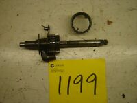 HONDA CT90 CT 90E  KICK START SHAFT, GEAR AND SPRING OEM  1966 1967 1968