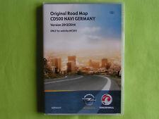 CD NAVIGATION OPEL CD 500 NAVI DEUTSCHLAND 2014 ASTRA J MERIVA INSIGNIA MY 2011