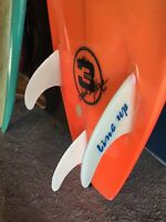 *RARE* Vintage 80's Line up Surfboard by Jack Sykes!