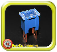 Fusible Fuse Link Male Straight Leg 100 Amp Dark Blue