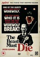 The Beast Must Die (DVD) (1974) (Amicus Classics) [DVD][Region 2]