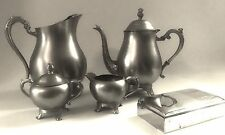 F.B. Rogers Silver Co. Coffee/Tea Set Of 4