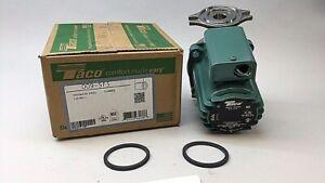 Taco 009-SF5 Water Circulating Pump 00 Series SS Flange 1/8 Hp 115V 1 Phase