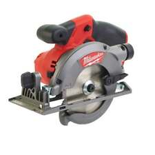 Milwaukee M12CCS44-0 12v Circular Saw Cordless Fuel Body Only