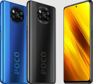 "Global Version Xiaomi POCO X3 NFC 6GB 128GB Smartphone 64MP Quad Camera 6.67"""