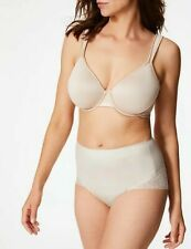Marks&Spencer Smoothlines Firm Control High Leg Shaping knickers SIZE 24 BNWT