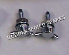 Stainless steel twin washer jets for classic mini, Pair of NEW