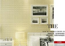 3D Mosaic Wallpaper Roll