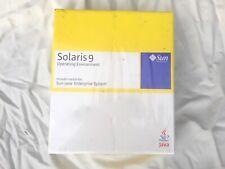 Sun Microsystems Solaris 9 Operating Environment SPARC Platform Edition New