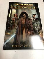 The Old Republic : Threat of Peace by Rob Chestney (2011)(NM) TPB