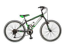 """Bicicletta MTB molleggiata GALANT VRT24SF ragazzo 24"""" acciaio shimano 18V bike"""