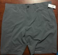 NWT Mens HURLEY Navy Regular Nike Dri-Fit Shorts Size 33