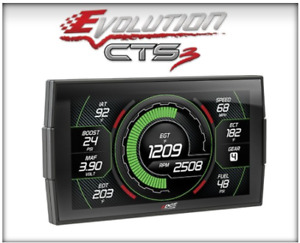 EDGE 85400-300 EVOLUTION CTS 3 TUNER 03-12 DODGE RAM CUMMINS DIESEL 5.9L 6.7L
