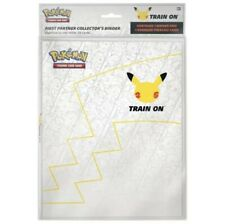 More details for pokemon first partner collectors binder jumbo cards 25th anniversary - sealed