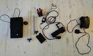 Job a Lot Internal Tank Filters Eheeim Oase Biorb Pump Cartridge Service Media