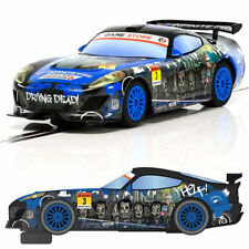 SCALEXTRIC Slot Car C3959 Team GT - Zombie Anime