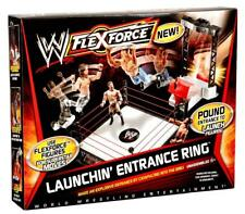 WWE Flex Force Launchin Entrance Raw Ring New in Box 2010 NIB Wrestling