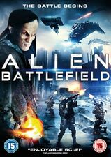Alien Battlefield (DVD) (NEW AND SEALED) (REGION 2)
