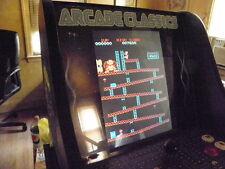 ARCADE CLASSICS 60-1  MS. PACMAN/GALAGA TABLETOP  MACHINE! NEW!