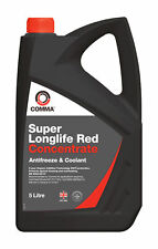 Comma Super Longlife Red Concentrated Antifreeze- 5L