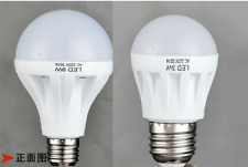3W E27 Energy Saving LED Bulbs Light Lamp DC 12V Home Emergency Cool White
