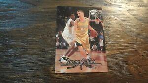 2000 PRESS PASS # 12 JASON COLLIER  BASKETBALL CARD