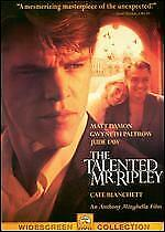 Talented Mr Ripley Dvd
