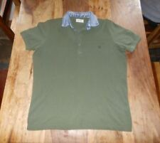 Diesel Mens' Polo Shirt (M)it to pit 21 inch