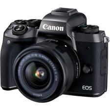 Canon EOS M5 mirrorless fotocamera digitale con obiettivo 15-45 mm