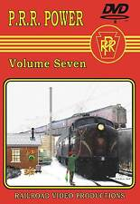 Pennsylvania Railroad Power Volume 7 DVD NEW PRR steam electric centipede sharks