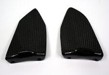 2003 2004 2005 2006 Ducati 749 999 S Rear Passenger Heel Guard Carbon Fiber
