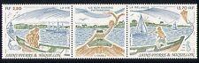 ST PIERRE ET MIQUELON 1989 barche/KITE/Sail/Trasporto/Tempo Libero/Giocattoli STP (n30291)