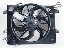 2006-2011 CROWN VICTORIA MARQUIS TOWNCAR NEW FAN SHROUD COMPLETE WITH MODULE