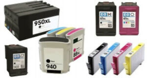 2 Black HP 364XL Photo Ink Cartridge for Photosmart 5510 5515 5520 5524 6510