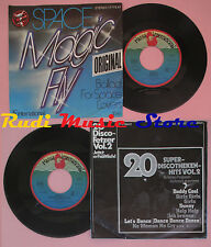 LP 45 7'' SPACE Magic fly Ballad for space lovers 1977 germany no cd mc dvd (*)