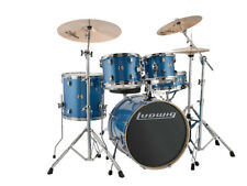 Ludwig Element Evolution Drum Set With Hardware & Zildjian I Series Cymbals - 20