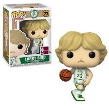 Pop! Basketball #77 Larry Bird (white Jersey) Funko Vinyl Figure Boston Celtics