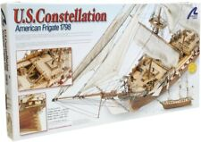 US Constellation wooden Ship Model kit Artesania Latina 22850 FREE Delivery