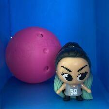 Barbie Mash'ems Fash'ems Fashionistas Series 3, Black & Teal Hair Doll NEW OOP!
