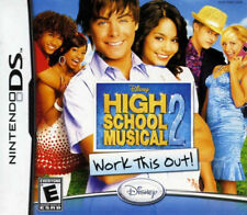 High School Musical 2: Work This Out NDS New Nintendo DS