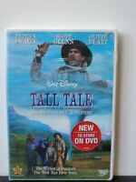 Disney's Tall Tale:The Unbelieveable Adventure DVD NEW! Patrick Swayze