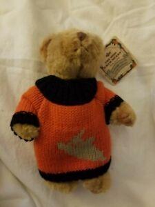 RUSS The Boo Crew Bears Plush Jointed Teddy Bear Halloween Sweater