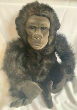 WILD REPUBLIC BABY GORILLA  *  Soft, Lifelike Stuffed Zoo Animal  *  BRAND NEW