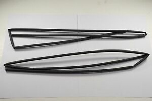 """Lot of 2 FIT-221-1/4BL Alpha Wire Heat Shrinkable Tubing 1/4"""" x 4' Pieces Black"""