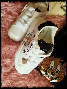 Monnalisa Schuhe Sneaker Blue Star Jerry Größe 28 NEU  130,00 €