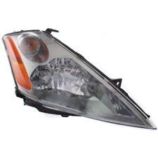 For Murano 03-07, Passenger Side Headlight, Clear Lens