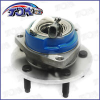New Front Wheel Hub Bearing Assembly Chevy Buick Cadillac 5 Lug With Abs
