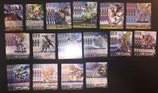 CARDFIGHT VANGUARD - Gold Paladin Deck 14 w/ Fast Chase Golden Knight, Campbell